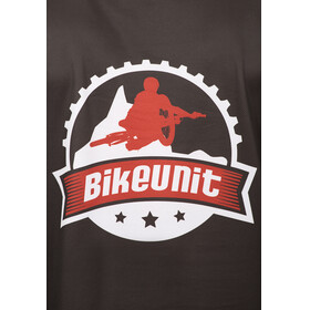 Bikeunit Basic Team Långärmad cykeltröja Herr svart